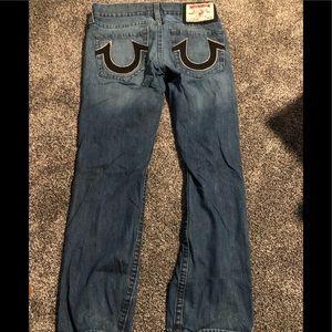 Men's True Religion Jeans, Size 34